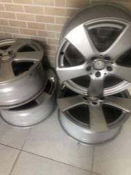 Roda Mercedes 17 preço 1.500