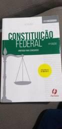 Constituição federal anotado para concursos