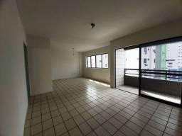 Título do anúncio: Apartamento com 3 quartos para alugar, 100 m² por R$ 2.900/mês - Boa Viagem - Recife/PE
