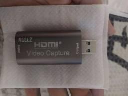 Placa De Captura RULLZ Hdmi Usb 4k E 1080p