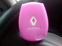 Capa Silicone Chave Renault Sandero Logan Duster