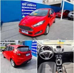 Ford New Fiesta Hatch SE 1.6 2016 Manual - Aceitamos Troca!