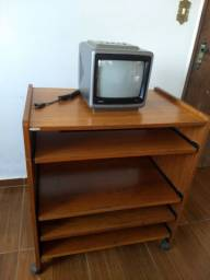 TV antiga vintage