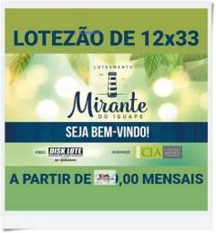 Título do anúncio: %' Loteamento Mirante do Iguape '%