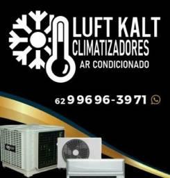 Título do anúncio: Assistência técnica em ar-condicionado e climatizadores