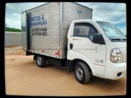 Transporte de carga, fretes e mudanças