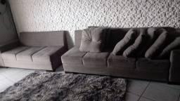 Vendo sofá Grande em bom estado somente venda
