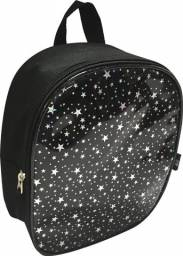 Mine Mochila Infantil Star Rosa Kit