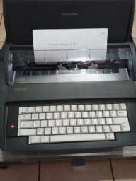 Máquina  de escrever eletronica