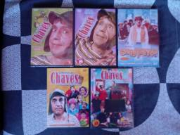 Chaves & Chespirito - DVD Original - Faço ML.