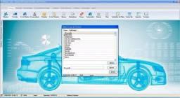 Oferta sistema oficina mecanica eletrica auto center em geral