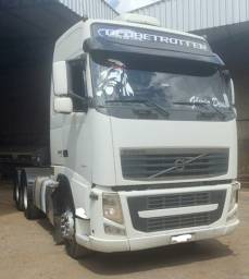 Volvo FH 540 6x4 Globetrotter ano 12/2013