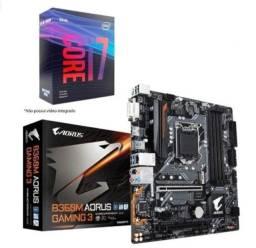Kit I7 9700 + Aorus b360m Gaming
