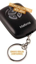 Controle para portão e alarme Intelbras