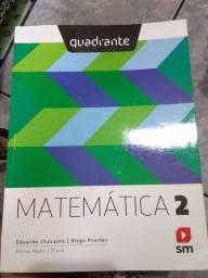 Quadrante - Matemática 2 - Ed 2018 - Ensino Médio