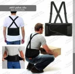 Cinta postural ideal para quem levanta peso só R$50 R.pde belchior 307 ou boy c taxa