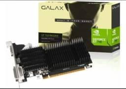 Placa de vídeo gt710 1gb