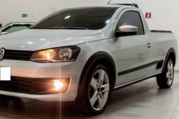 VW-Saveiro Trendline 1.6 8V Flex 2016 Completa