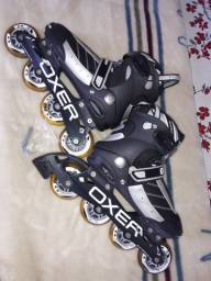Patins Oxer Abec 7 adulto + 2 Chaves L