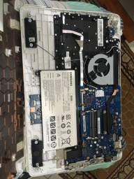 Vendo partes do notebook  Samsung  NP300E5K