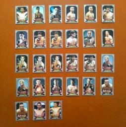 Maior coleção de cards UFC do Brasil (196) cards
