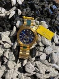 Título do anúncio: Relógio Invicta Ouro 18 K Original