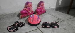 Vendo patins de criança