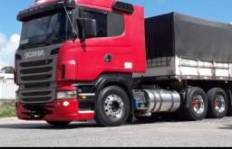 Scania R420 2011 6x2