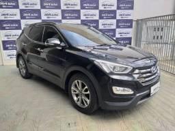 Hyundai Santa Fe 3.3 GLS V6 - 7 Lugares - 2014/2015 - R$ 91.000,00