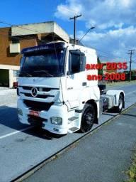 Mercedes-Benz axor 2035 4x2