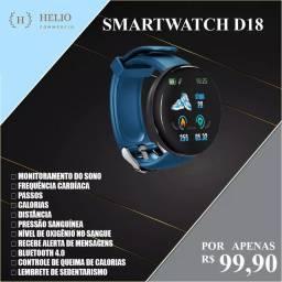 Smartwatch tipo Amazfit gt xiaomi smartwatch d18