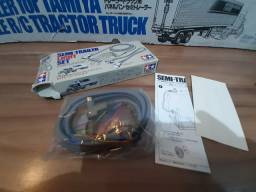 Baú carreta Truck modelismo 1/14 Tamiya