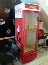 Geladeira Expositora Coca Cola
