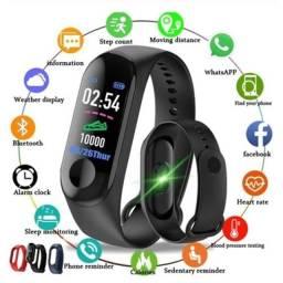 Relógio Inteligente M3 SmartBand - Bluetooth