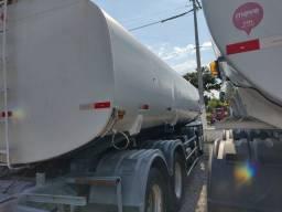 Tanque Tankar 25 mil litros - Pipa ou combustível