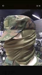 Cobertura ou gorro militar