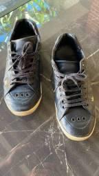 Vendo sapatênis Polo Ralf Lauren (original)