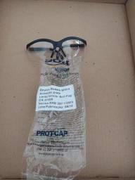 Óculos de proteção!