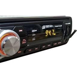 Rádio automotivo com Bluetooth