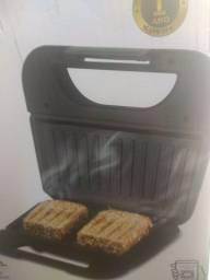 Grill e sanduicheira