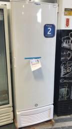 Freezer vertical dupla ação com 2  anos de garantia