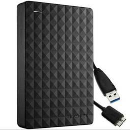 HD Externo Seagate 1 TB - Lacrado