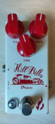 overdrive fire hill billy - ótimo overdrive