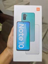 XIAOMI ORIGINAL - Redmi Note 10 - 4/128GB - NOVO!