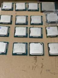 Vendo processadores   1/2/3/4-8 geração