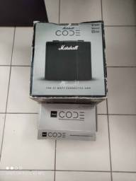 Amplificador Marshall Code 25 +Footswitch Code Marshall.