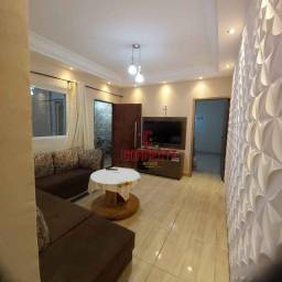 Casa com 3 dormitórios à venda, 124 m² por R$ 270.000 - Jardim Piratininga - Ribeirão Pret