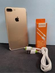 Iphone 7 Plus Gold 128GB vitrine