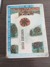 5 livros Clássicos infantis Codessa de Ségur e outros