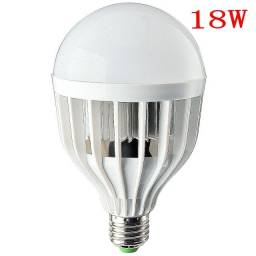 LED Bulbo E27 B22 Energy Saving Light Lampada 18w Amarela Clara 110v